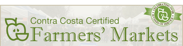 Contra Costa Certified Farmers' Market